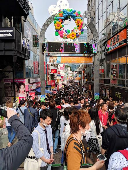 Takeshita-Street-Toyko