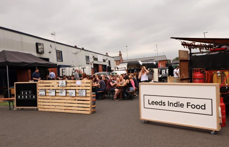 Eat North - Leeds