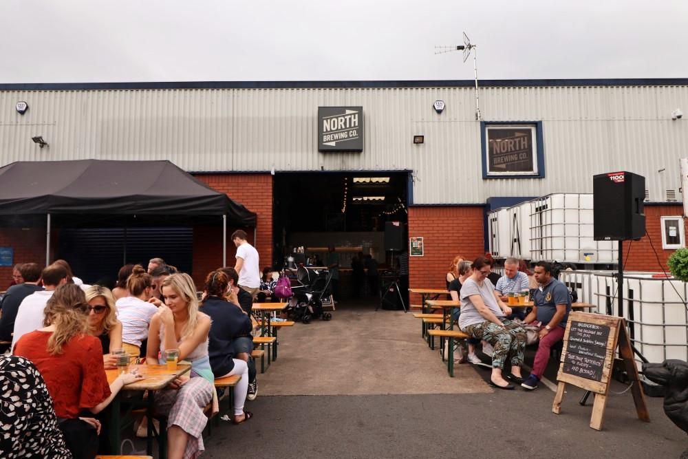 Leeds Indie Food fair
