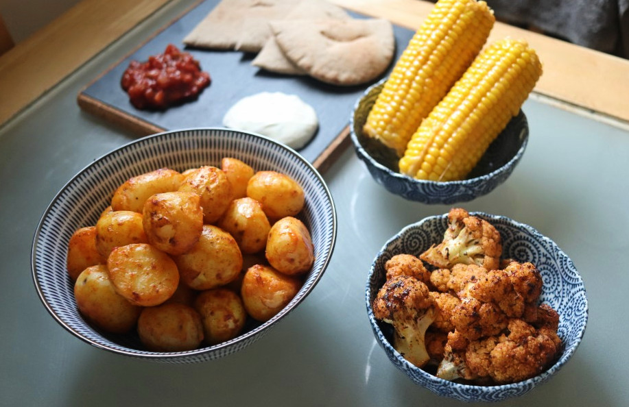 vegetarian-barbecue-food