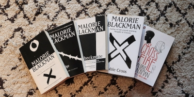 Noughts-and-crosses-book-series